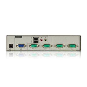 4-portowy przełącznik KVM USB ATEN CS74U-A7