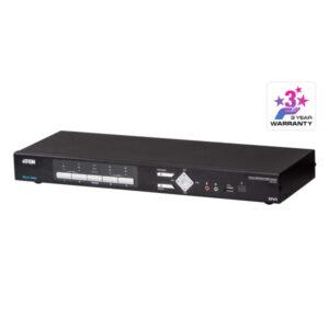 4-portowy przełącznik KVMP USB DVI Multi-View ATEN CM1164A-AT-G
