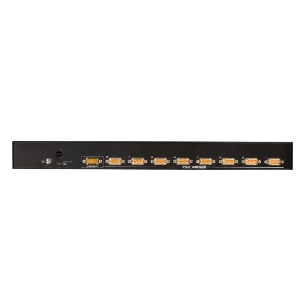 8-portowy przełącznik KVM PS/2-USB ATEN CS1308-AT-G