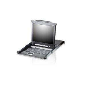 8-portowy przełącznik LCD ATEN CL5708N-ATA-AG