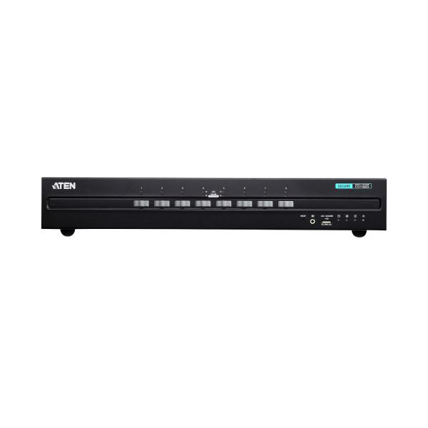 8-portowy przełącznik Secure KVM USB DVI ATEN CS1188D-AT-G