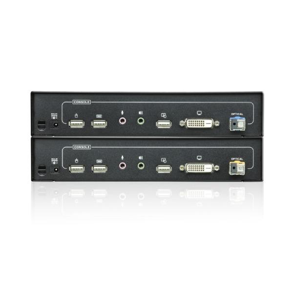Extender DVI/USB/Audio ATEN CE680-AT-G