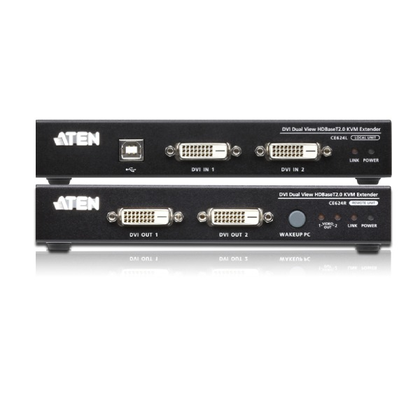 Extender USB DVI ATEN CE624-AT-G