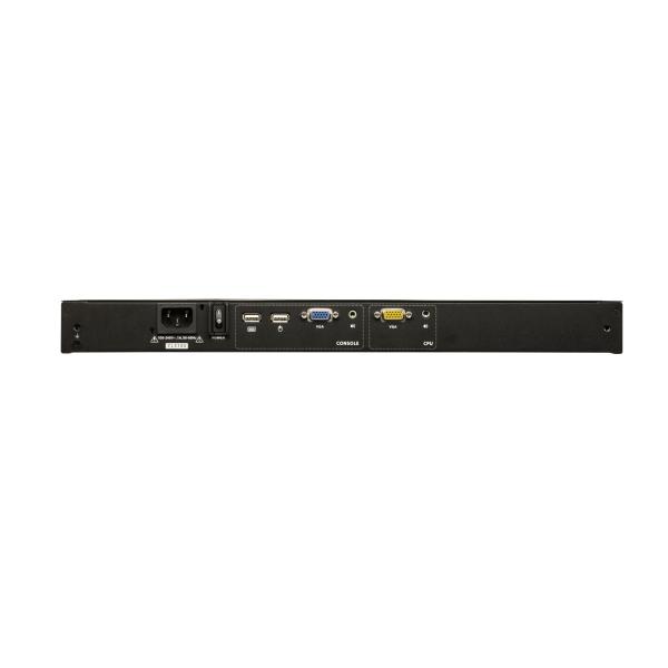 Konsola Ultra Short Depth 1U z panoramicznym ekranem LCD ATEN CL3100NX-ATA-AG