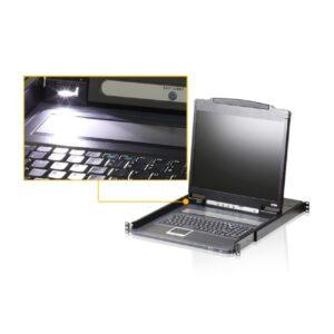 Lekka konsola LCD ATEN CL3000N-ATA-AG