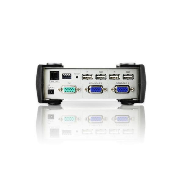 Urządzenie USB VGA do współdzielenia komputera ATEN CS231C-AT-G