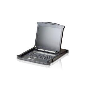 Wysuwana konsola LCD ATEN CL1000M-ATA-AG