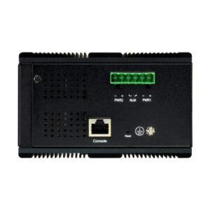 Switch przemysłowy PoE + Gigabit Ethernet Edgecore ECIS4500-4P4T