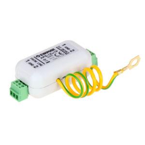 Ogranicznik przepięć linii alarmowej z zasilaniem EWIMAR APS-1Zo/1P