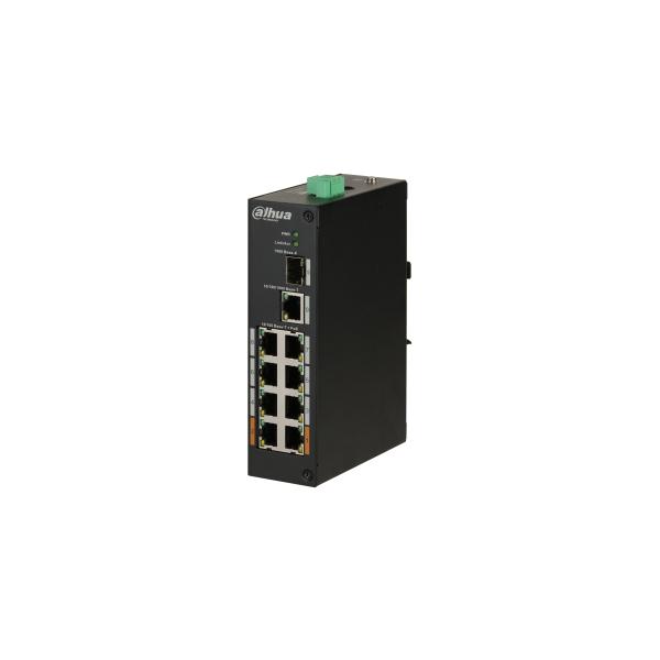 Switch PoE 8-portowy Dahua PFS3110-8ET-96