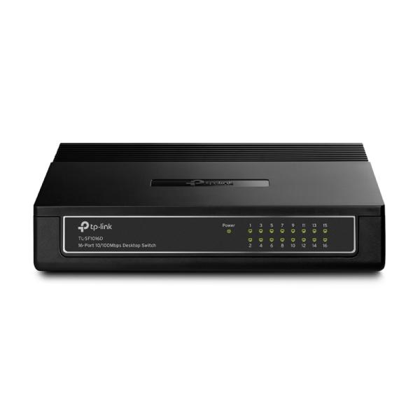 Przełącznik typu desktop Tp-Link TL-SF1016D