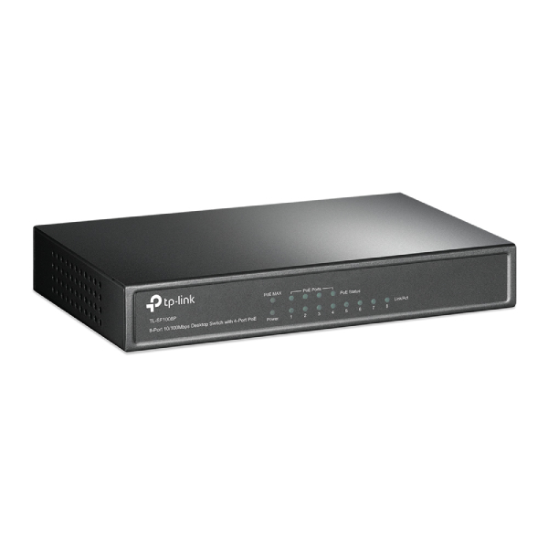 Switch 8 portowy Tp Link TL SF1008P 1