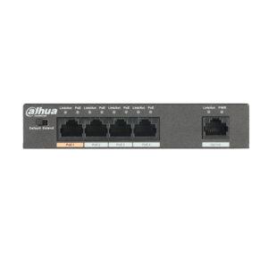 Switch PoE 4-portowy Dahua PFS3005-4ET-60