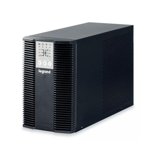 UPS jednofazowy Legrand Keor LP 1 kVA (3xIEC)