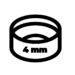 Obiektyw 4 mm