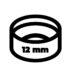 Obiektyw 12 mm