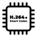 Smart Codec H.264+