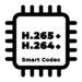 Kompresja danych H.254+ H.265+