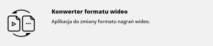 konwerter video