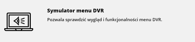 menu DVR