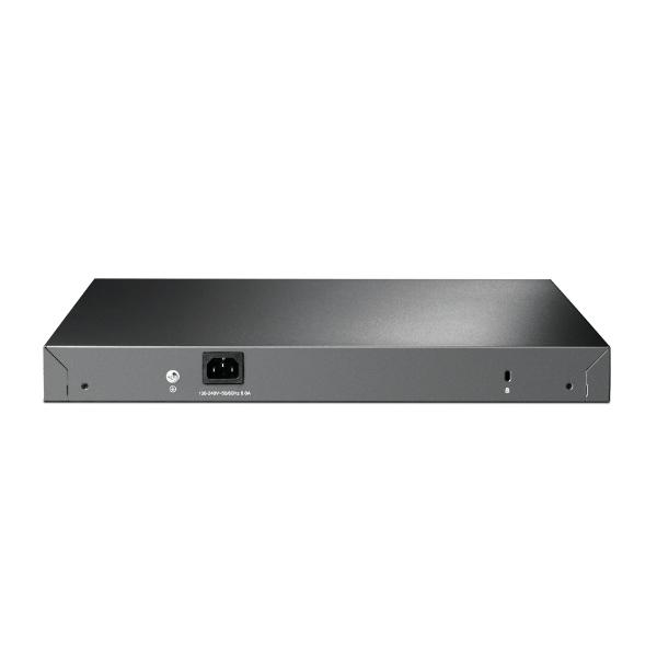Switch zarzadzalny 28 portowy Tp Link TL SG3428MP 2