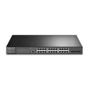 Switch zarządzalny 28-portowy Tp-Link TL-SG3428MP